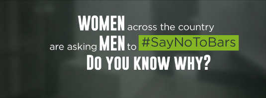 Say No to Bars - Garnier Men National Movement #OneDayCart