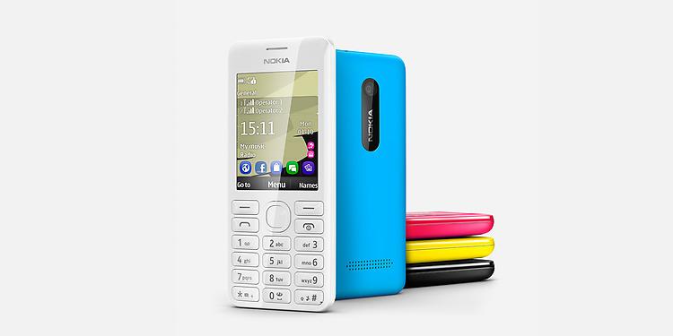 Nokia Entry Level Mobile Phones