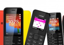 Nokia Entry Level Mobile Phones