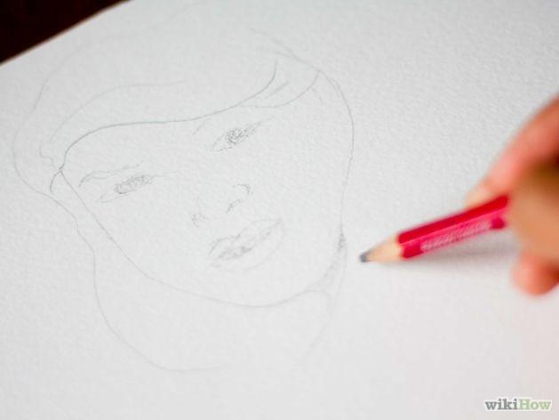 Pastel Drawing 4
