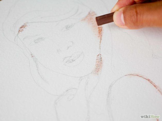 Pastel Drawing 5