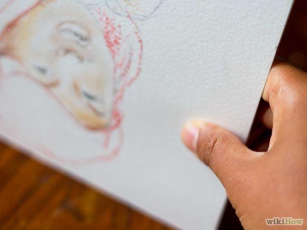 Pastel Drawing 6