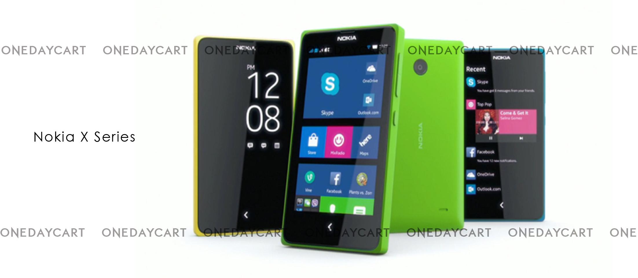 nokia x smartphones online
