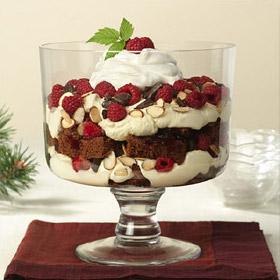 Cadbury's Chocolate & Raspberry Trifle