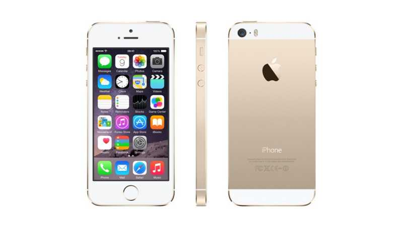 smartphone of year 2014 Iphone 5s