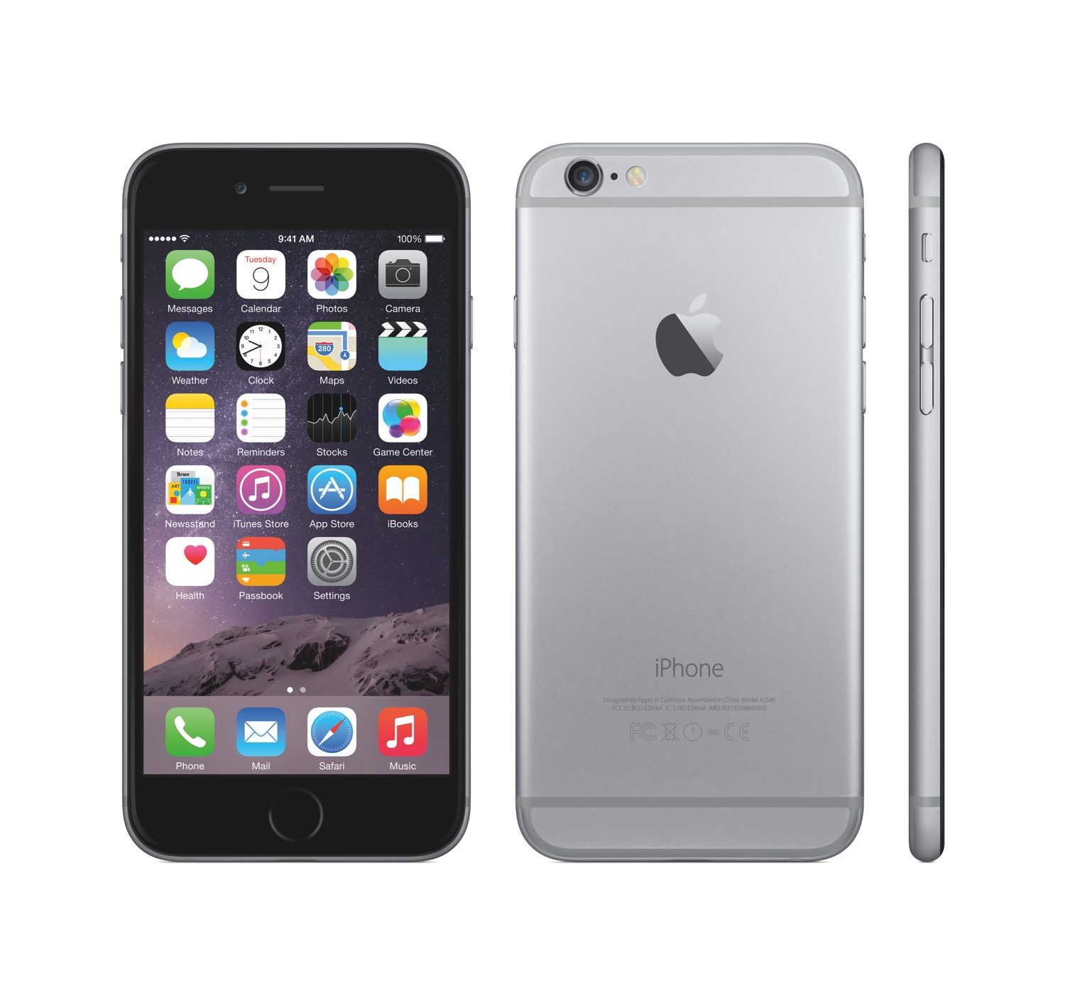smartphone of year 2014 Iphone 6 plus.jpg
