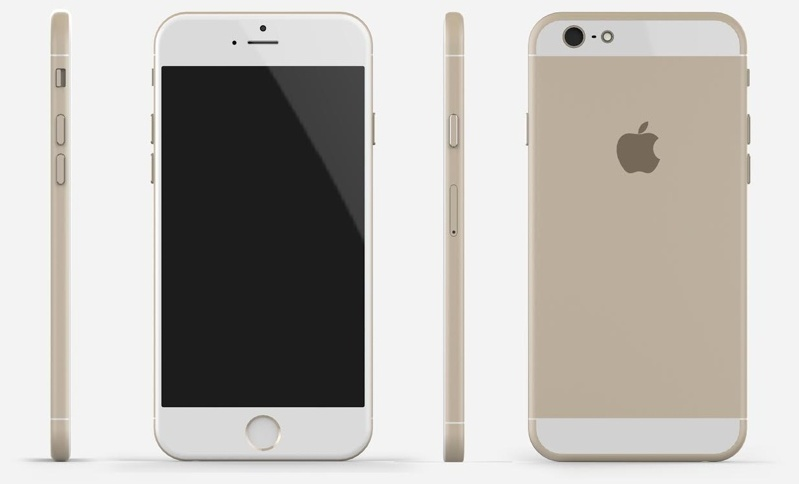 smartphone of year 2014 Iphone 6