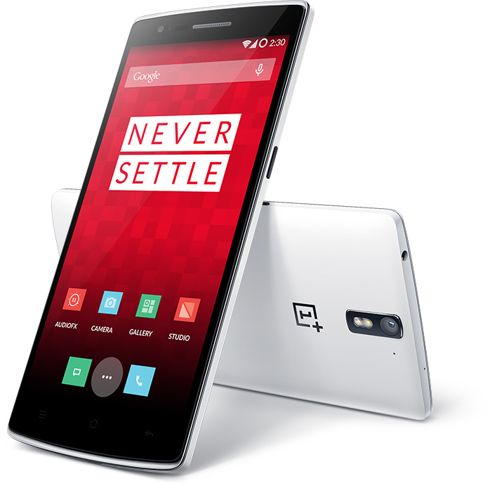 smartphone of year 2014 Oneplus one