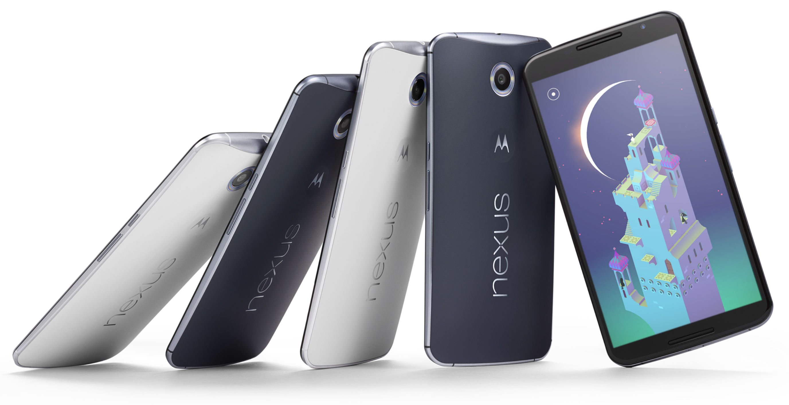 smartphone of year 2014 google nexus 6