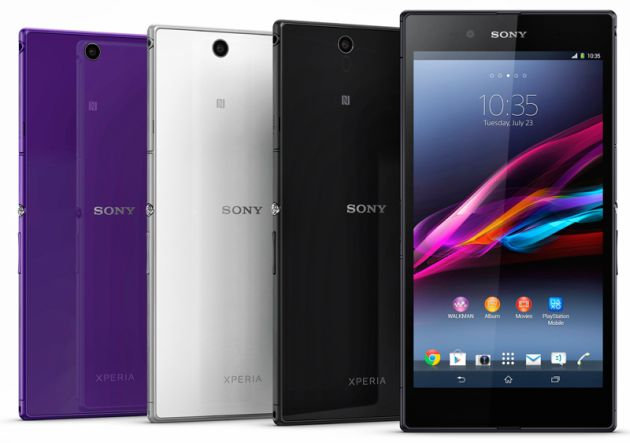 smartphone of year 2014 sony xperia z ultra