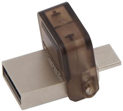 Kingston Data Traveler MicroDuo 16 GB On-The-Go Pendrive