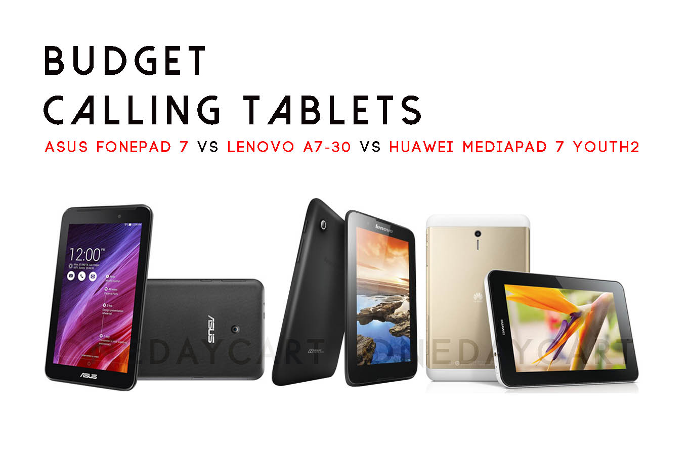 budget calling tablets