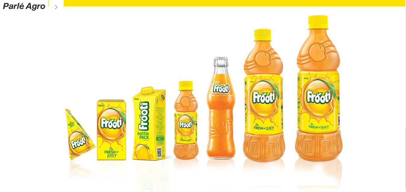 parle agro frooti