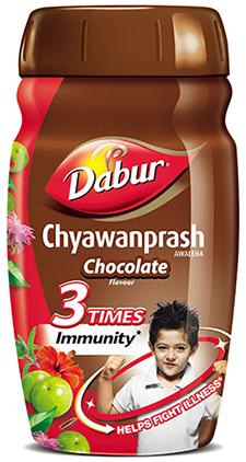 Dabur Chyawanprash-Chocolate