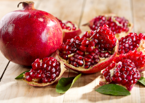 Health Benefits of Eating Pomegranate