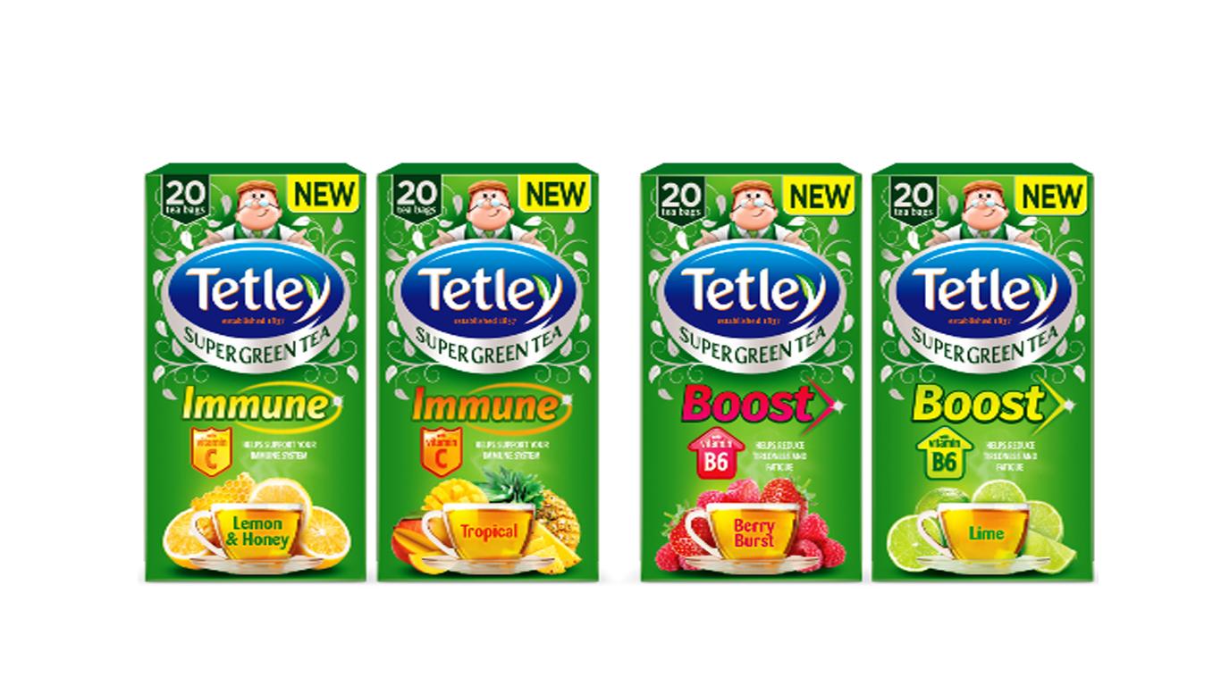 Tata Tetley Green Tea