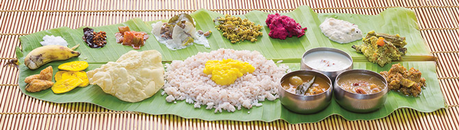 Onam Sadhya Special Recipes