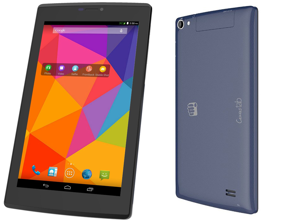 Best Selling Tablets Micromax Canvas P480
