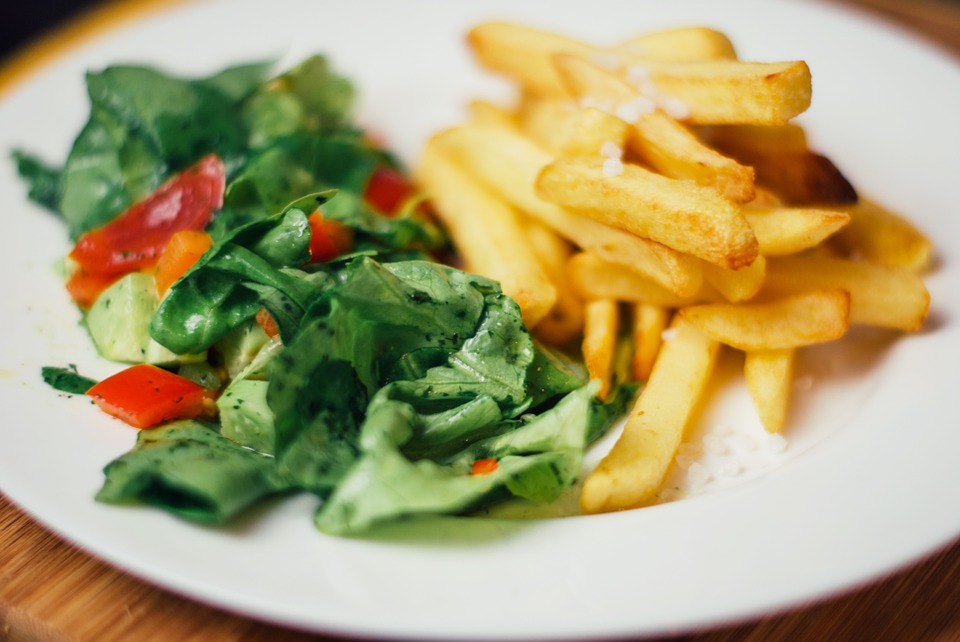 Classic Homemade French Fries