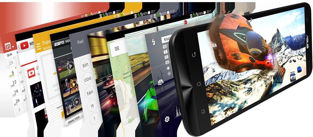 Top Selling Smartphones Asus Zenfone 2 laser 1