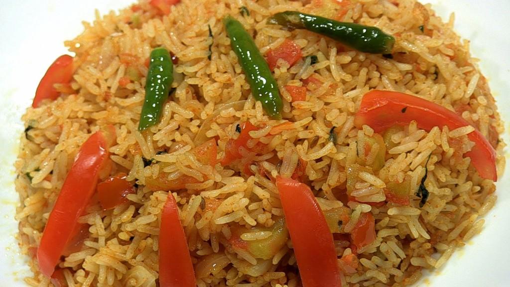 Flavorful Tomato Rice