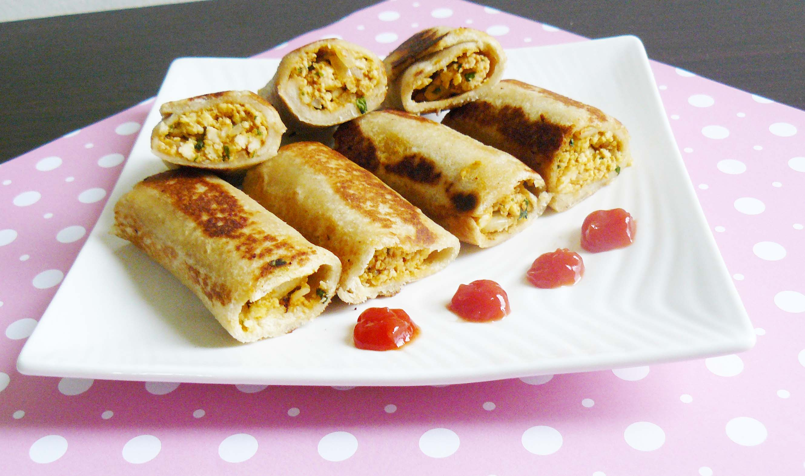 Paneer bread roll recipe bread paneer rolls paneer stuffed bread rolls