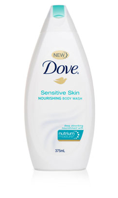 Best body soap for sensitive skin