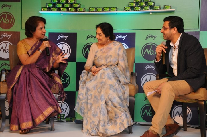 R-L-Godrej-No.1-Germ-Protection-soap-launched-by-Sunil-Kataria-Business-Head-India-and-SAARC-Godrej-Consumer-Products-Limited-GCPL-Kirron-Kher-and-Revathi-Bollywood-Actresses-in-Chandigarh-Small