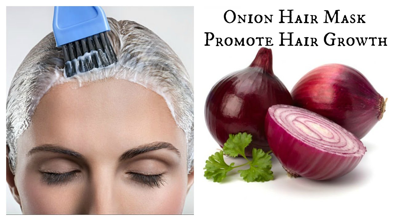 Onion Is An Effective Home Remedy To Beat Hair Loss