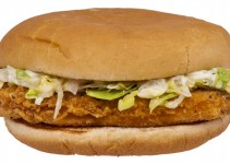 Homemade Chicken Burger Recipe