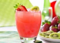 Strawberry Kiwi Juice